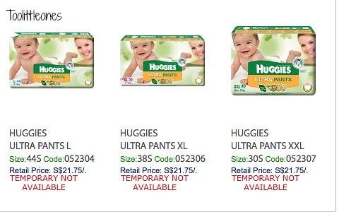 huggies ultra