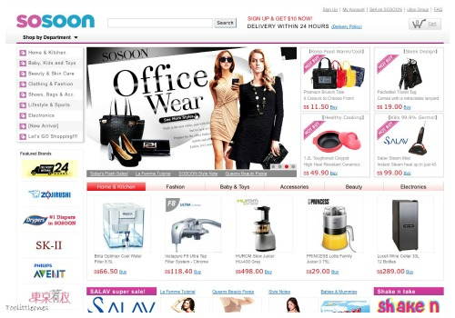 sosoon.com.sg