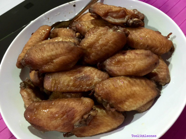 prawn paste chicken recipe