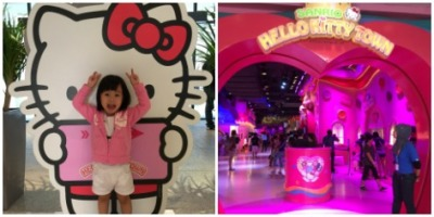hello kitty town puteri harbour