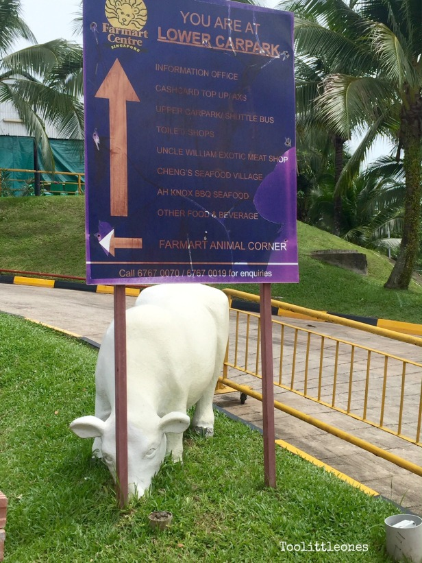 Farmart Animal Corner