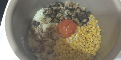 rice cooker tomato rice