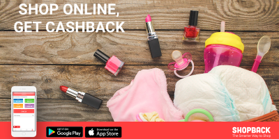 shopback online shopping