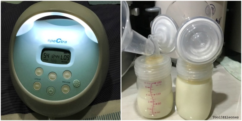 spectra s1 breast pump